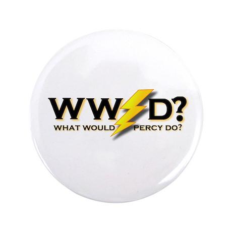 """WW Percy D ? 3.5"""" Button"""