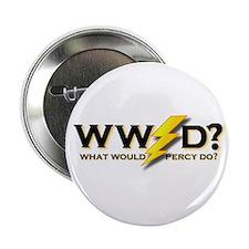 """WW Percy D ? 2.25"""" Button"""