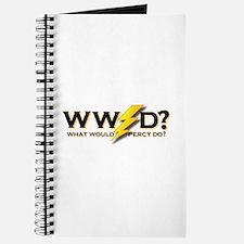 WW Percy D ? Journal
