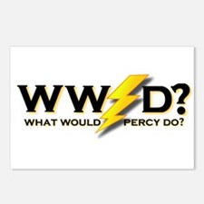 WW Percy D ? Postcards (Package of 8)