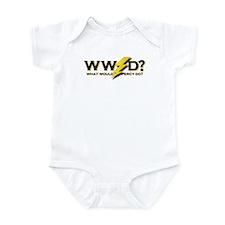 WW Percy D ? Infant Bodysuit