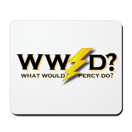 WW Percy D ? Mousepad
