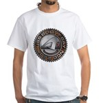 USS BootyBay White T-Shirt