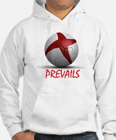 England Prevails Hoodie