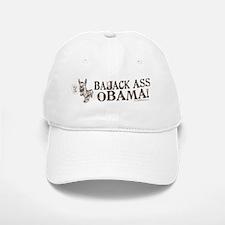 BaJack Ass Obama Baseball Baseball Cap