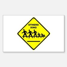 Others Xing Decal