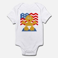 Yankee Goo Goo AA Infant Bodysuit