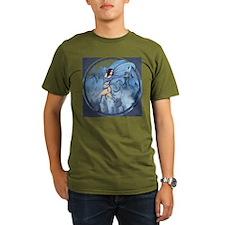 "Blue Flame Faery, ""Tera"" T-Shirt"