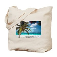 Cute Aruba Tote Bag