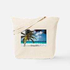 Funny Spring break beach Tote Bag