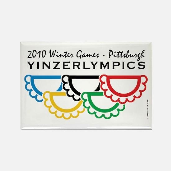 Cute Yinzer Rectangle Magnet