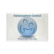KidLitosphere Rectangle Magnet