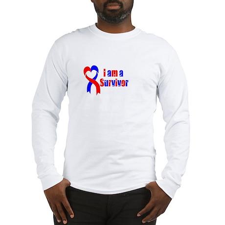 CHD Survivor Long Sleeve T-Shirt