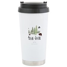 Team Jacob Travel Mug