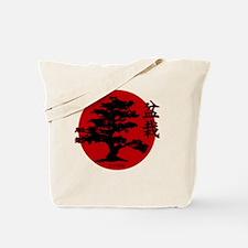 Funny Bonsai trees Tote Bag