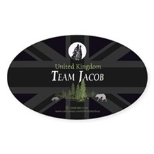 Team Jacob UK Decal