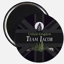Team Jacob UK Magnet