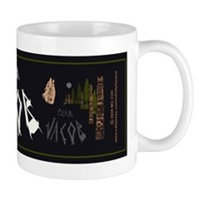 Team Jacob Native Mug