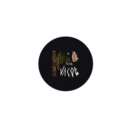 Team Jacob Native Mini Button (10 pack)