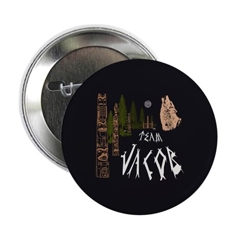 """Team Jacob Native 2.25"""" Button (10 pack)"""