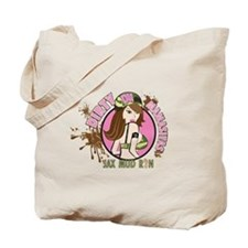 Dirty Mamasitas! Brown Tote Bag