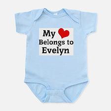 My Heart: Evelyn Infant Creeper