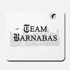Team Barnabas B&W Mousepad