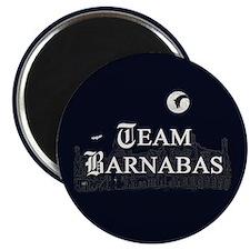 Team Barnabas B&W Magnet