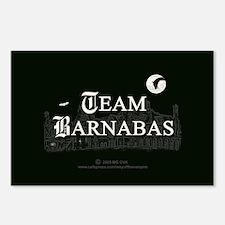 Team Barnabas B&W Postcards (Package of 8)