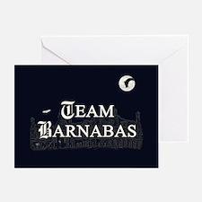 Team Barnabas B&W Greeting Cards (Pk of 10)