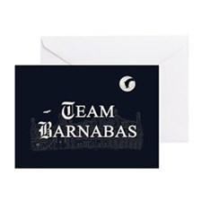 Team Barnabas B&W Greeting Cards (Pk of 20)