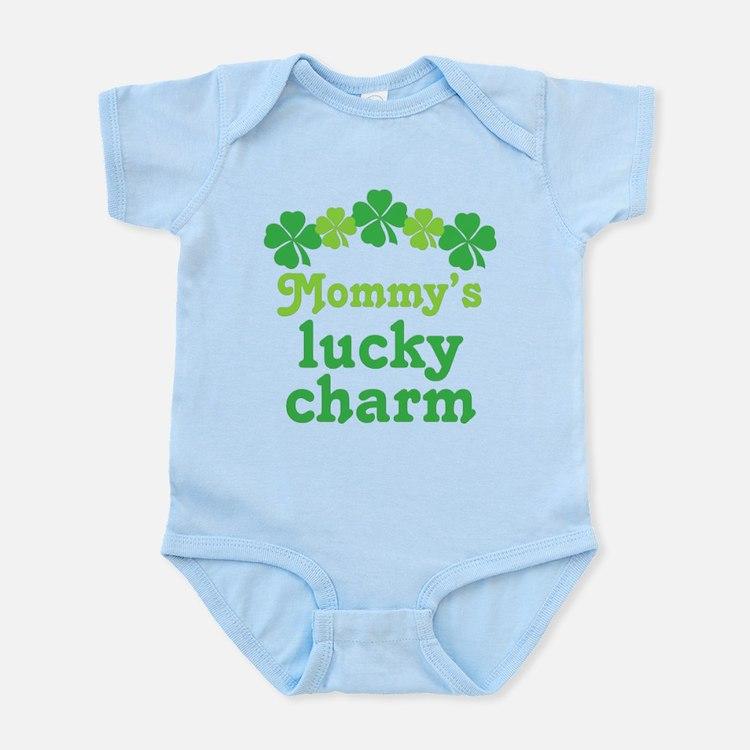 Irish Mommy's Lucky Charm Infant Bodysuit
