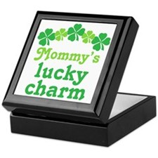 Irish Mommy's Lucky Charm Keepsake Box
