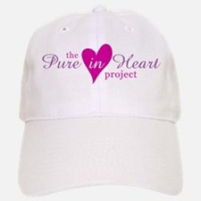 the Pure in Heart Project Baseball Baseball Cap
