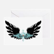 Michael's Wings Greeting Card