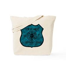 Team Jack - Dharma 1977 2 Tote Bag
