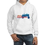 The Real Housewives of Farmville Hooded Sweatshirt