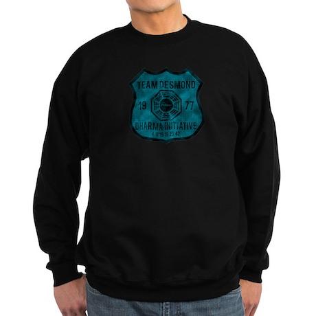 Team Desmond - Dharma 1977 2 Sweatshirt (dark)