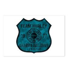 Team Hurley - Dharma 1977 2 Postcards (Package of