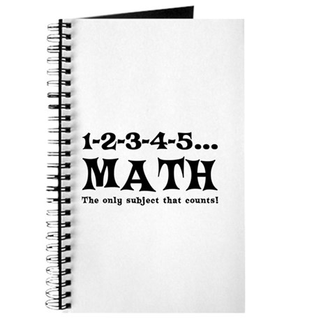 Math Counts Journal