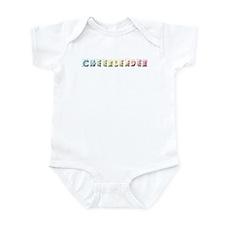 Cheerleader Infant Creeper