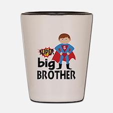 Big Brother Superhero Shot Glass