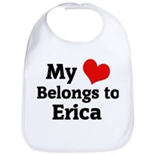 My Heart: Erica Bib