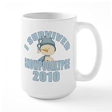Snowpocalypse 2010 Mug