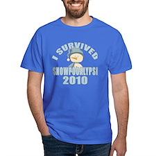 Snowpocalypse 2010 T-Shirt