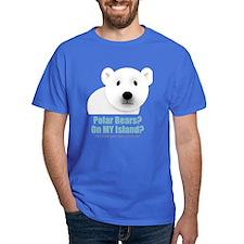 polar black T-Shirt