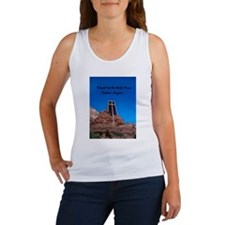 Chapel of the Holy Cross Women's Tank Top