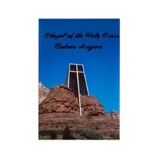 Chapel of the Holy Cross Rectangle Magnet