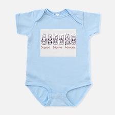 Autism Kids Infant Bodysuit