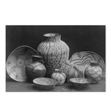 Apache Stilllife Postcards (Package of 8)